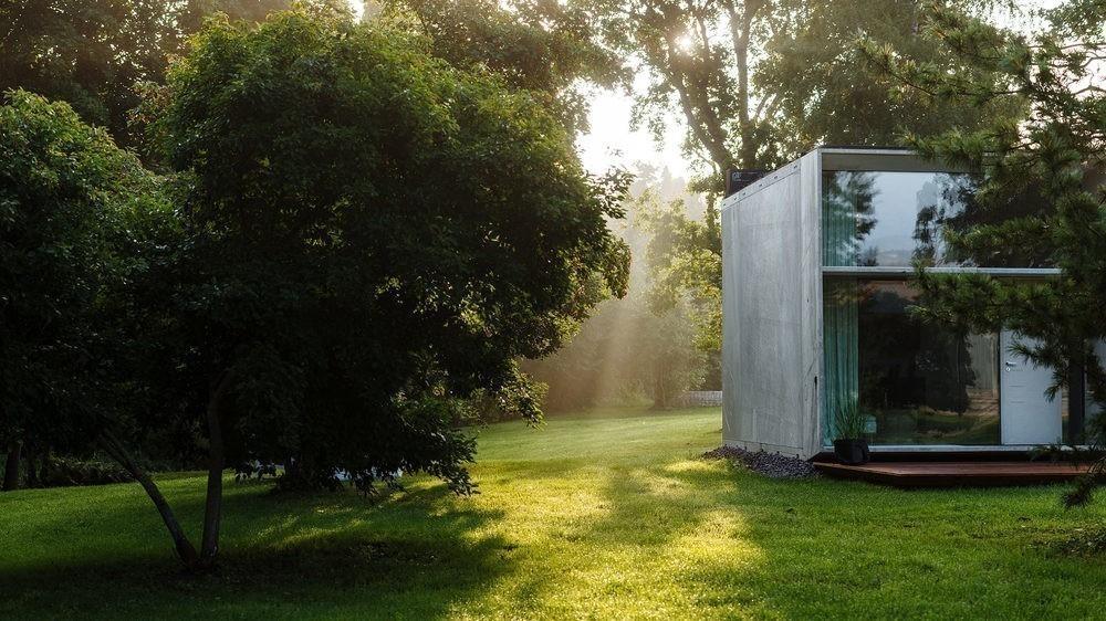 casa prefabricada en poco tiempo- exterior