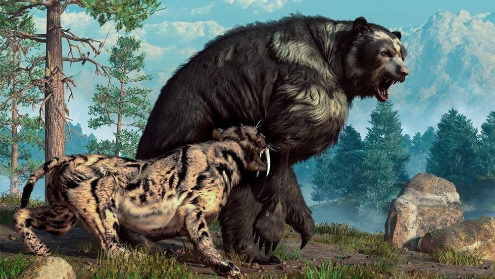 animales prehistóricos