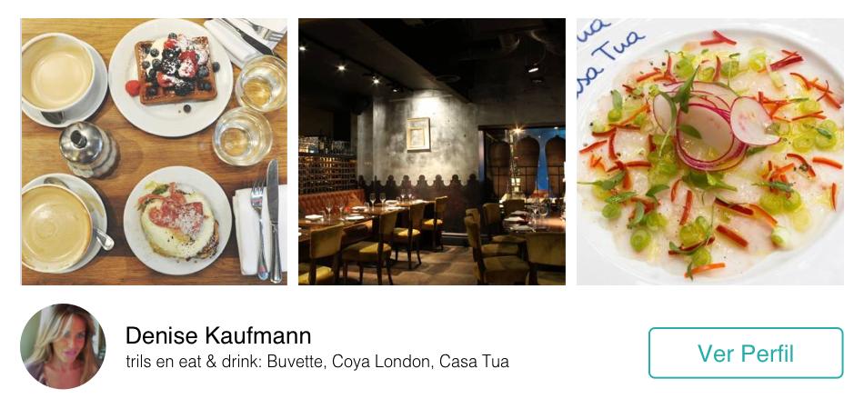 TRIL - restaurantes