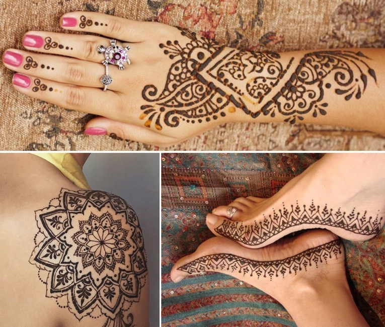 con henna