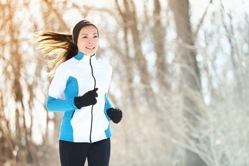 Es importante mantenernos activos durante el invierno