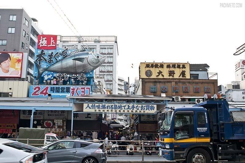 Mercado Tailandia