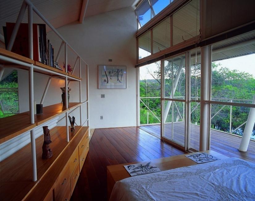 casita de encanto en medio de Minas Gerais- habitación