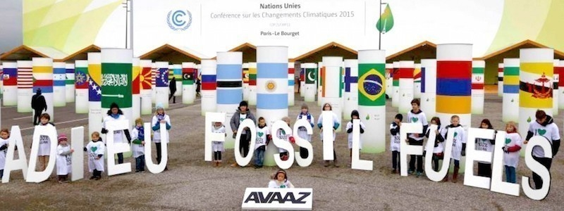 COP21 Acuerdo - países