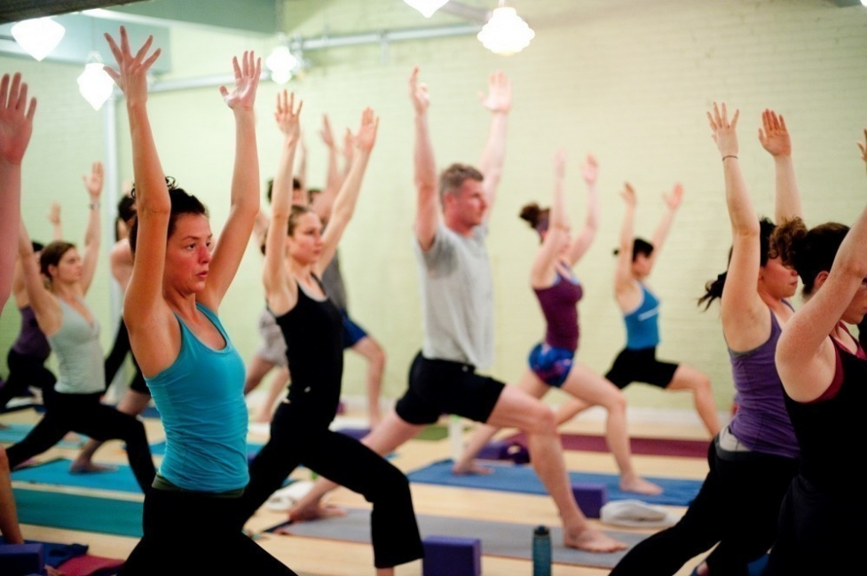 power yoga- tipos de yoga