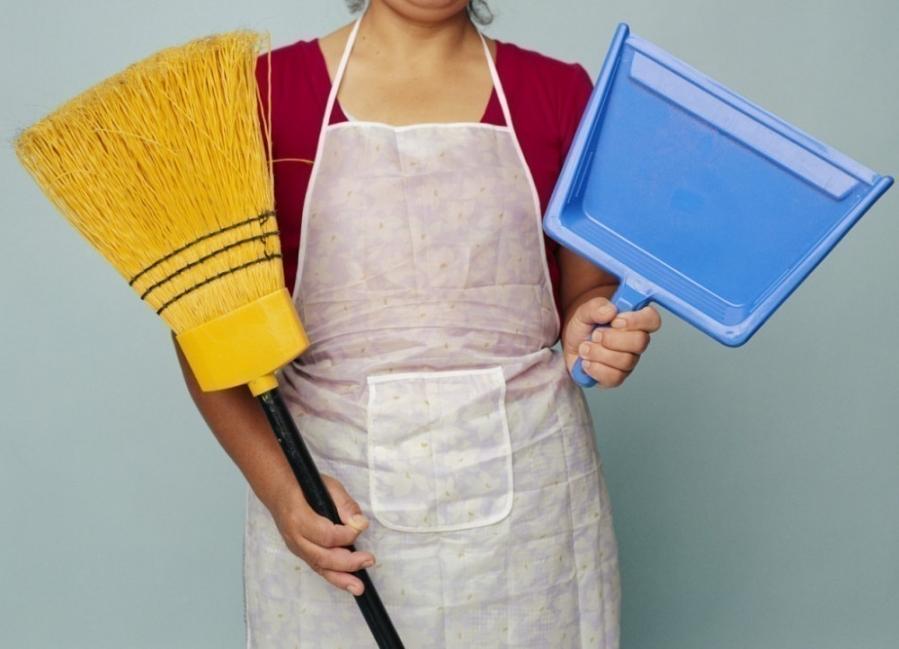 limpieza- trabajos mujer