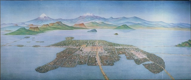 Lago texcoco