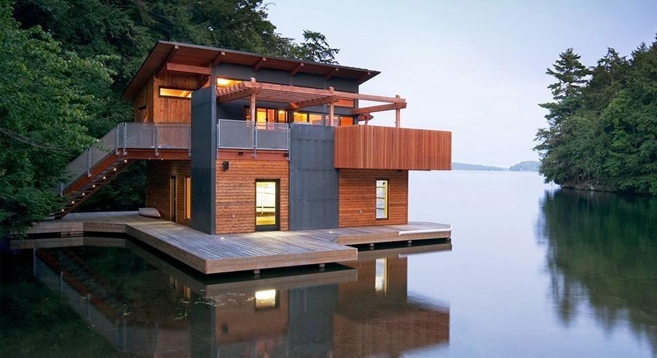casa flotante- exterior