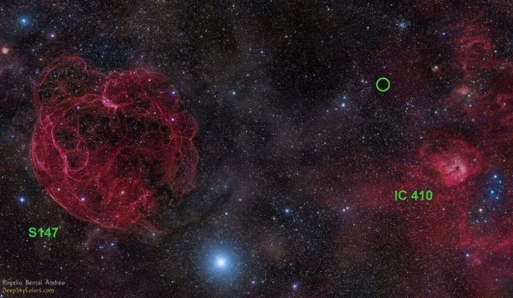 Un FRB es un fenómeno astrofísico de alta energía de origen desconocido