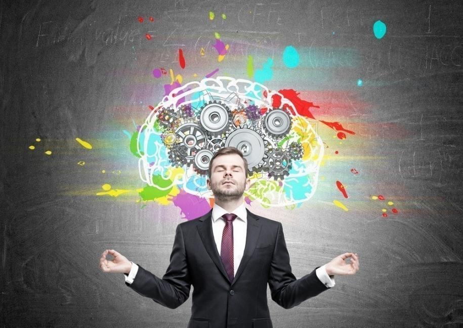 Cerebro meditación
