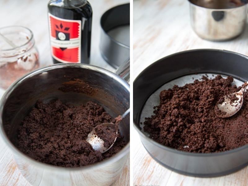 Torta cebra- receta