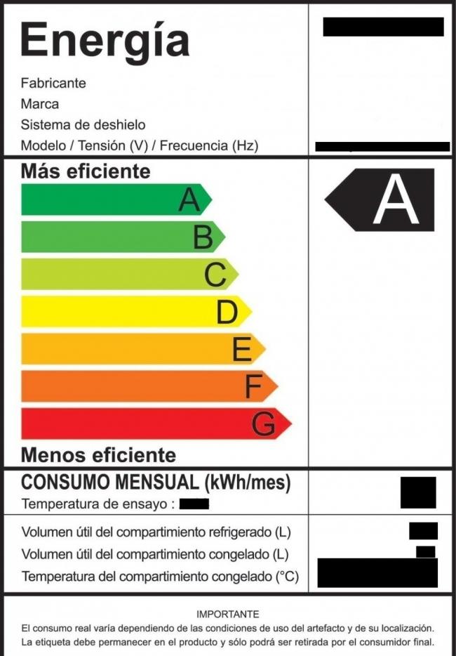 26 consejos para ahorrar energ a el ctrica en el hogar - Temperatura freezer casa ...