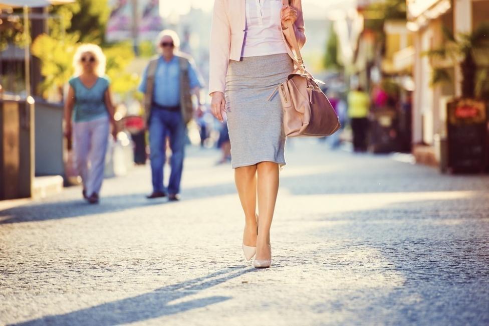 caminar y personalidad- paso seguro