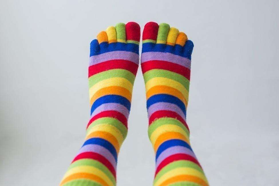 pies abrigados