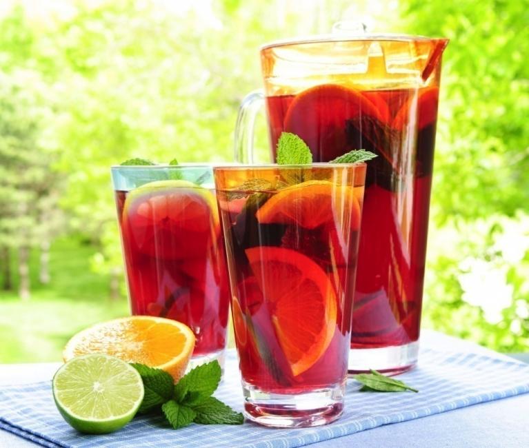 Bebida natural para combatir los trastornos de tiroides - jugo