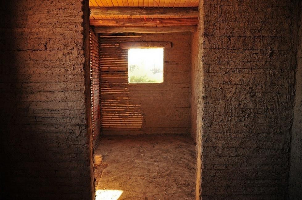 construcción en quincha