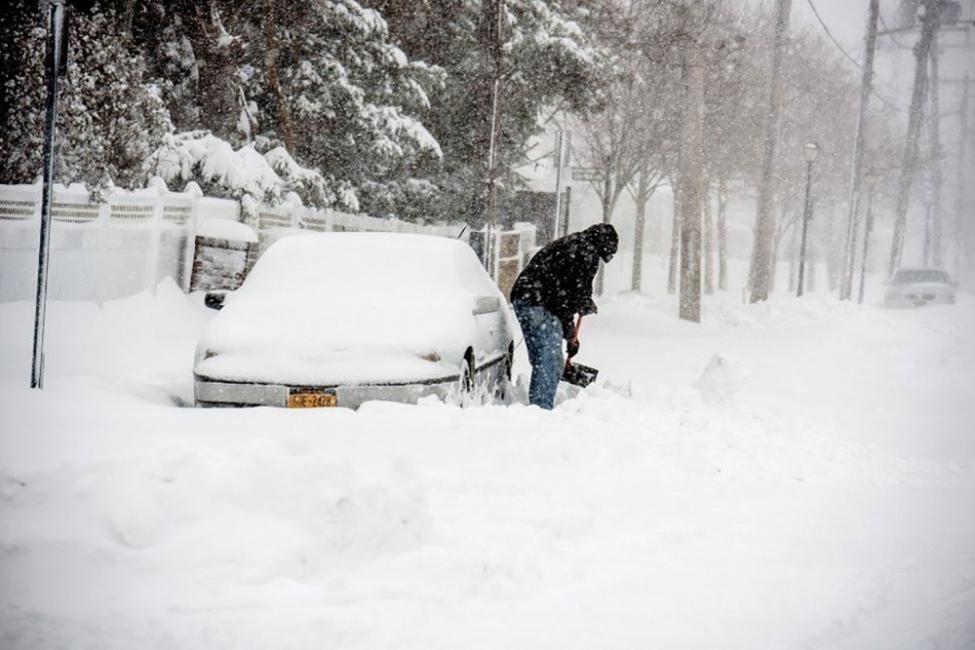 Prepara tu auto antes de salir durante una tormenta