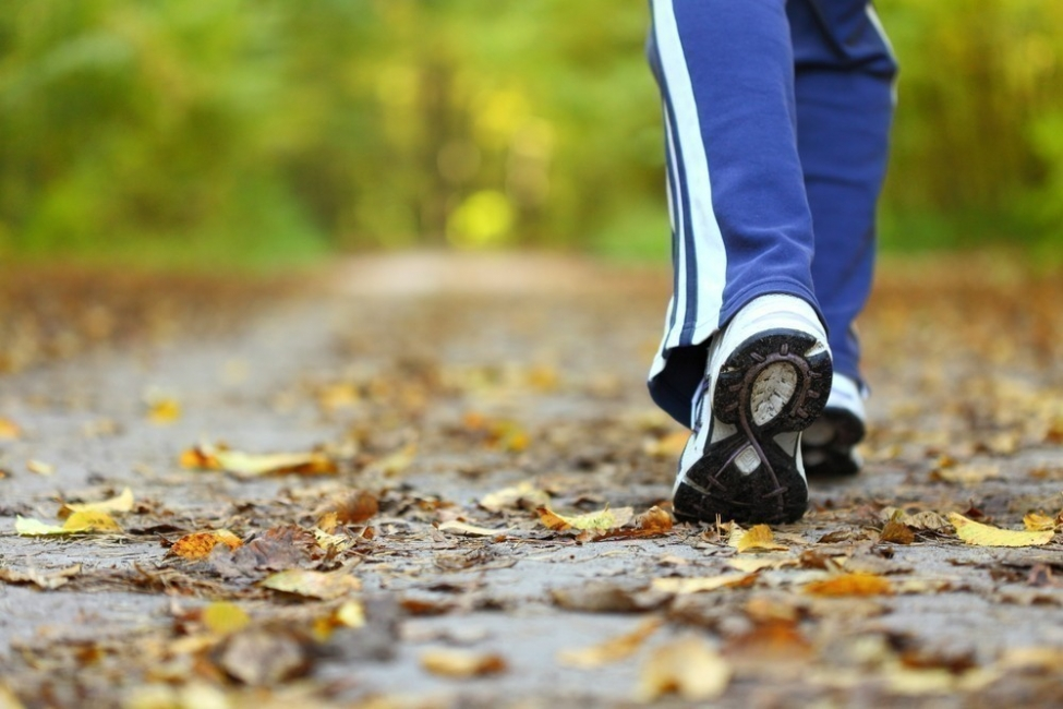 pequeña caminata