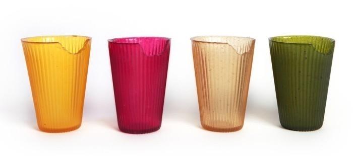 La marca inició con vasos comestibles que fueron un éxito
