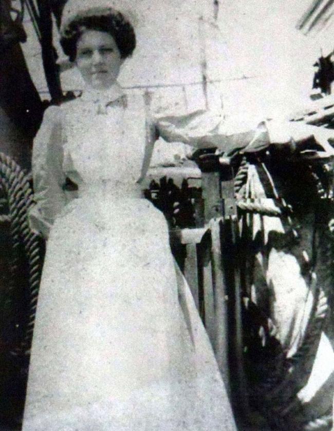 Esta mujer sobrevivió a tres naufragios y uno de ellos fue el Titanic - Violet Jessop- historia