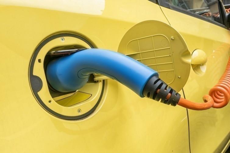 Holanda puntos de carga eléctrico