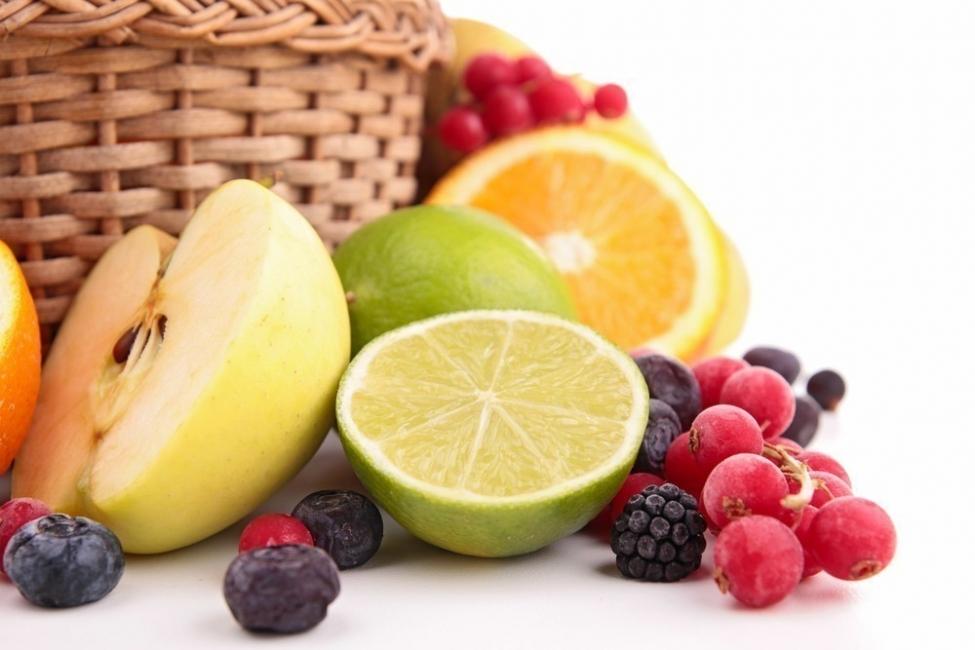 Alimentos con calorías negativas - frutas