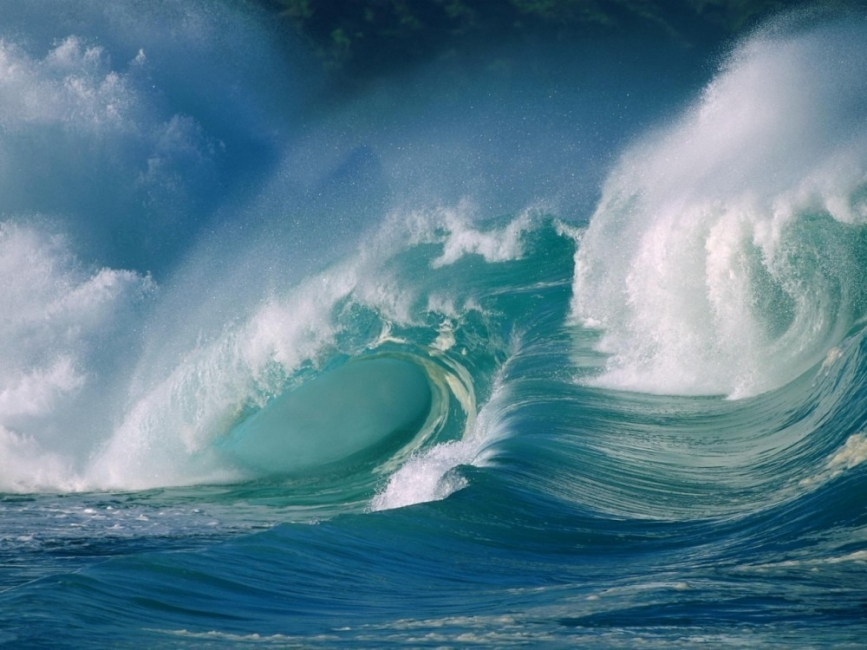 Energía oceánica - olas