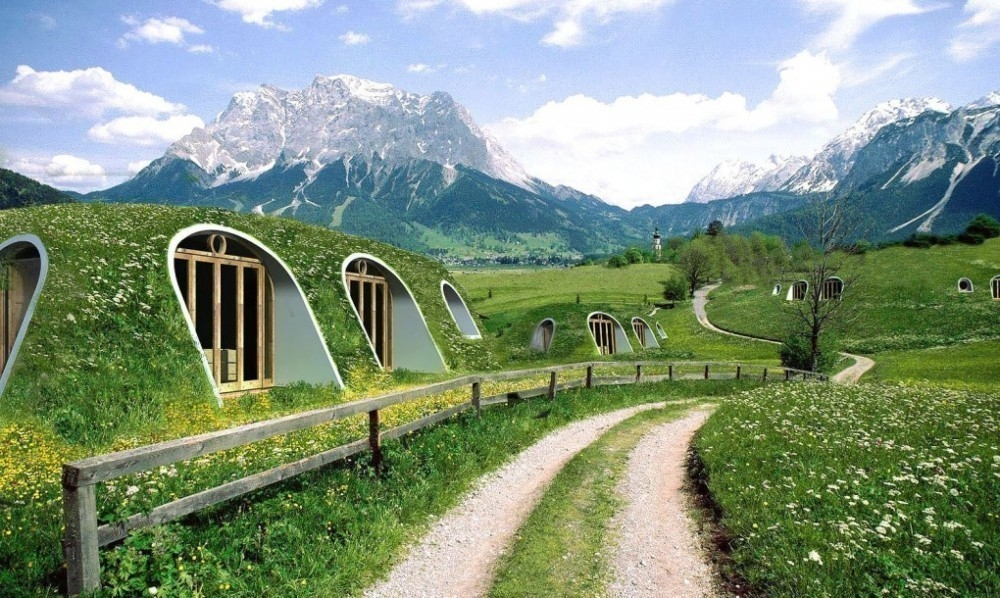 casas hobbit