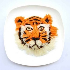 Originative food art created by Hong Yi 9