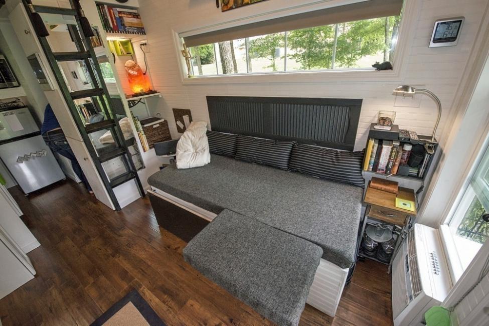 Diminutos hogares felices- living