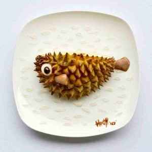 Originative food art created by Hong Yi 19