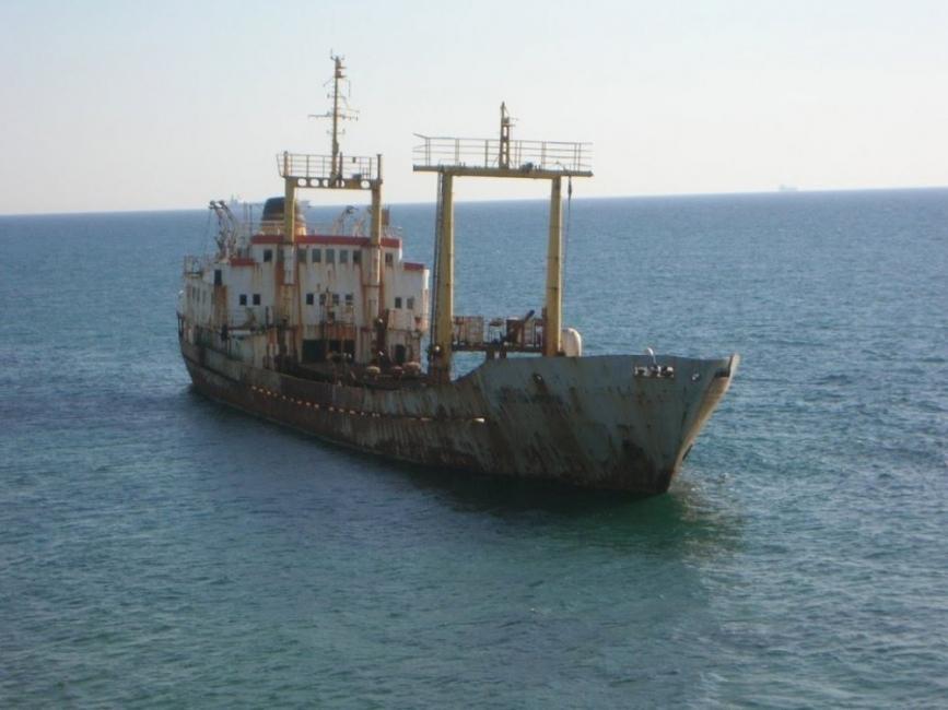 reaparece barco perdido hace 90 años