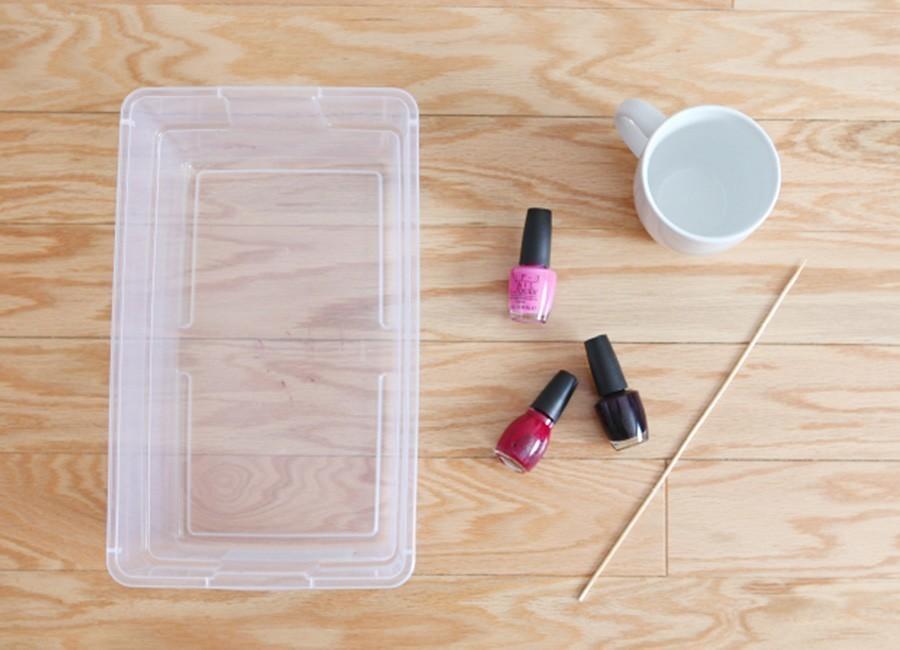 Cómo decorar tazas de manera original y colorida- materiales