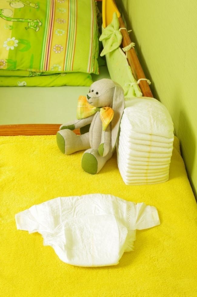 La empresa italiana reciclará pañales y compresas.
