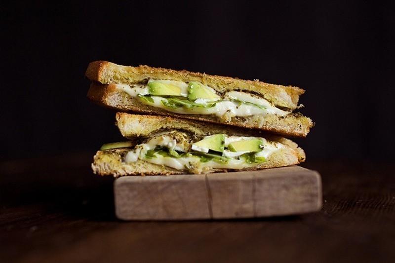 sándwich fresco