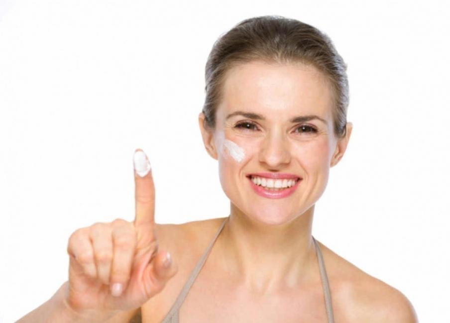eliminar las manchas de la piel - crema de patata