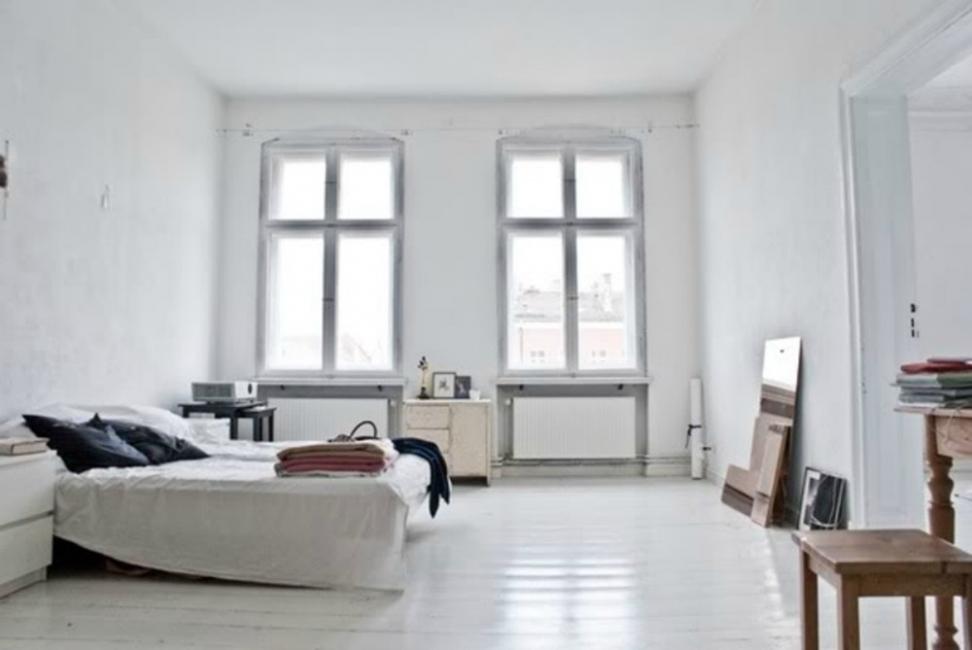 minimalismo arreglar cuarto