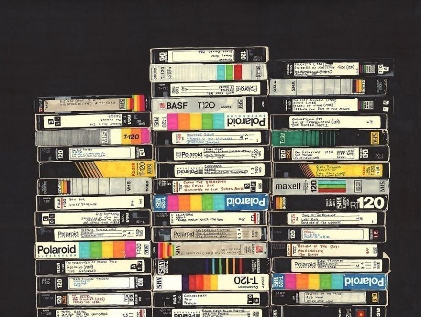 VHS en tu computadora - videos