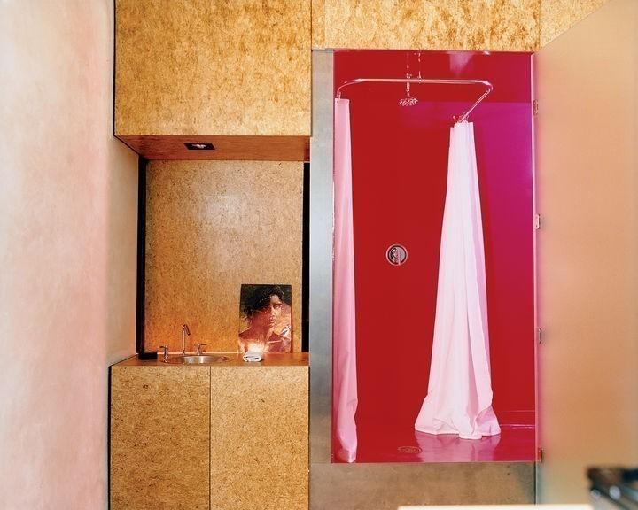 baños contrachapado