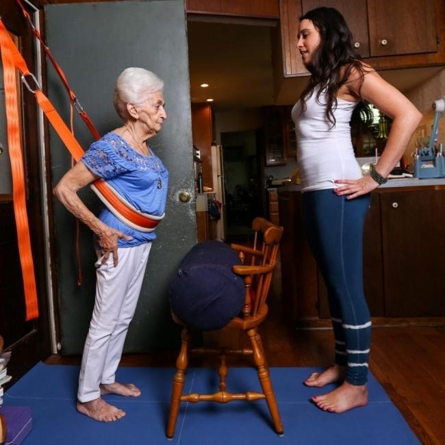 yoga ancianos