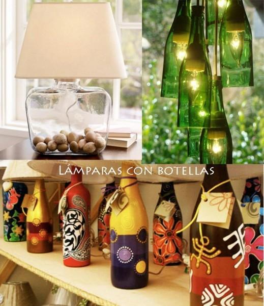 lamparas-con-botellas-varias