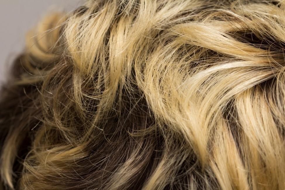 cabello crespo