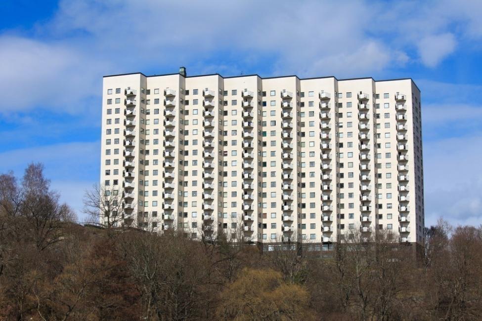 Estocolmo- viviendas sociales- juegos olímpicos