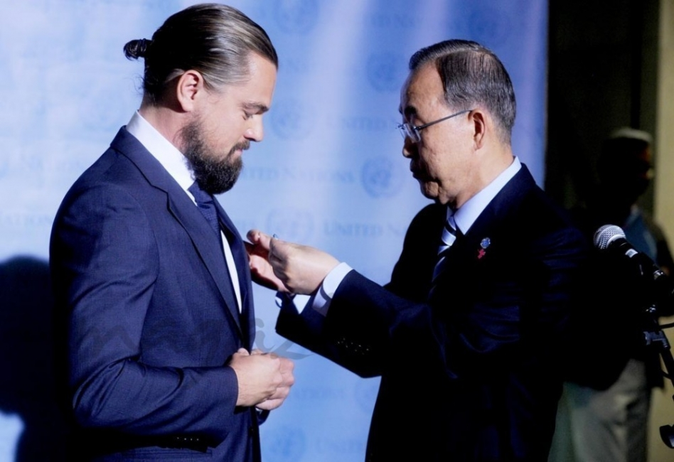 Acuerdo de París- COP21- Leonardo Di Caprio