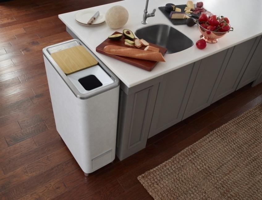 compostador eléctrico