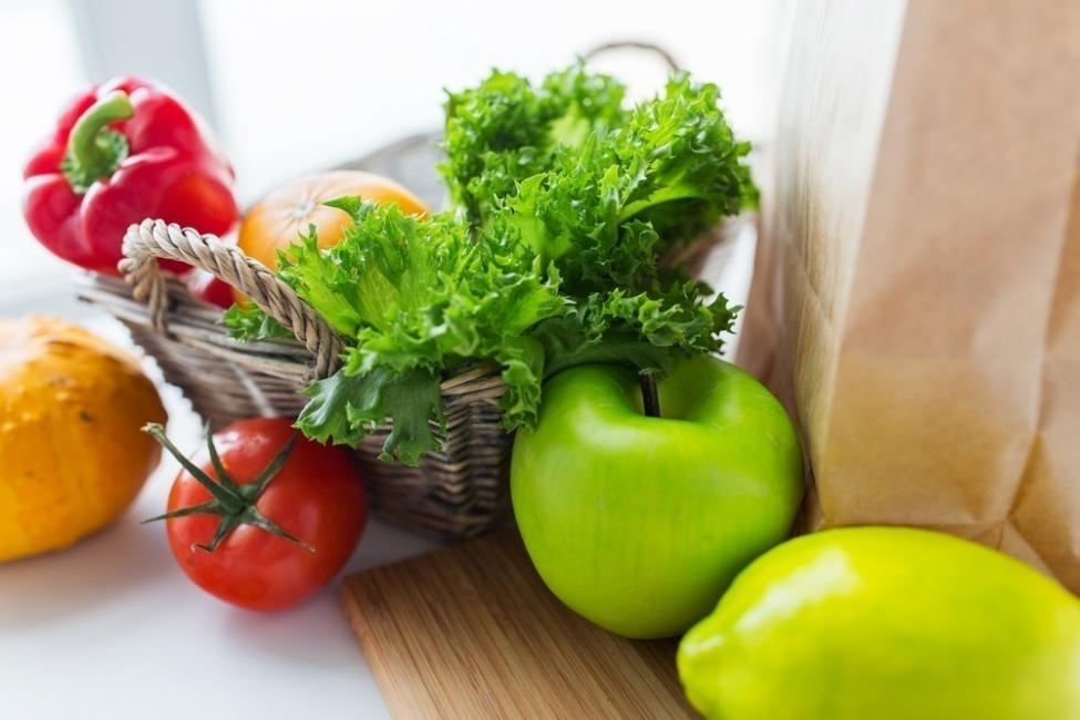 Colesterol: consumir frutas y verduras