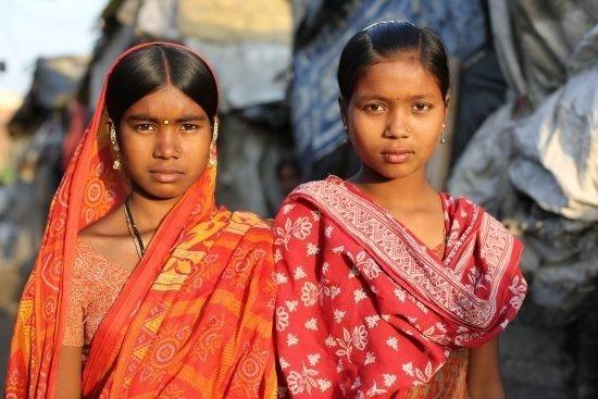 En India, el 27% de las menores se casa antes de cumplir los 18 años