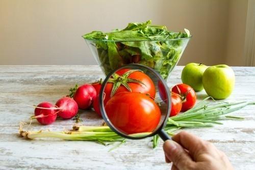 Los alimentos que consumimos son producidos en grandes cantidades