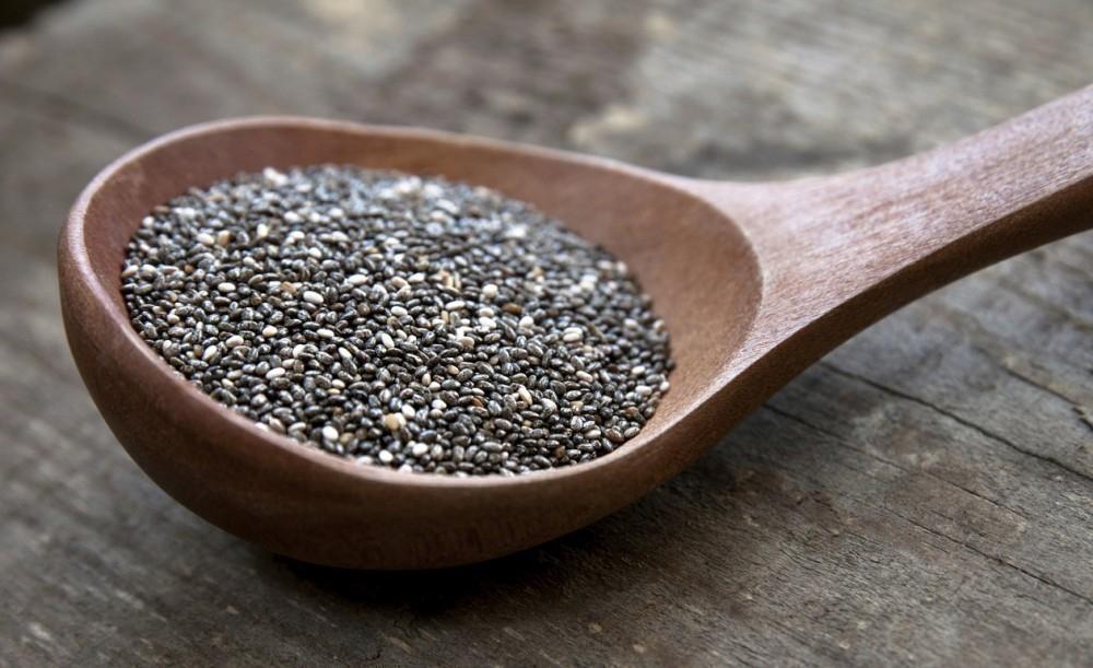bajar de peso con chia- semillas