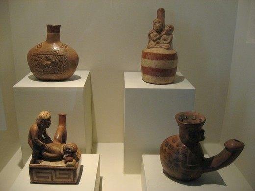 colección precolombina